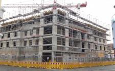 Ansicht Ecke Holz-Leipziger Straße 6